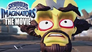 Skylanders Imaginators - Game Movie ( All Cutscenes )