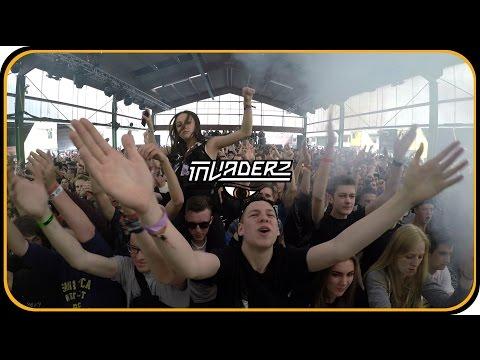 Upgrade Live at Univerz Festival - Invaderz Stage