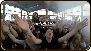 Upgrade Live at Univerz Festival - Invaderz Stage