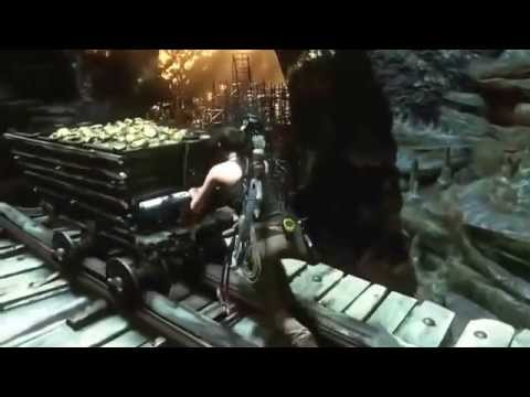 Rise Of the Tomb Raider Full BearValley and Syria Gameplay HD