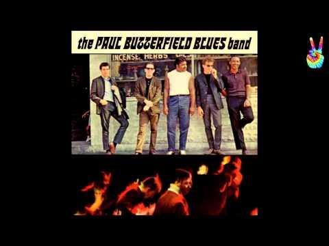 Paul Butterfield Blues Band  05  I Got My Mojo Working  EarpJohn