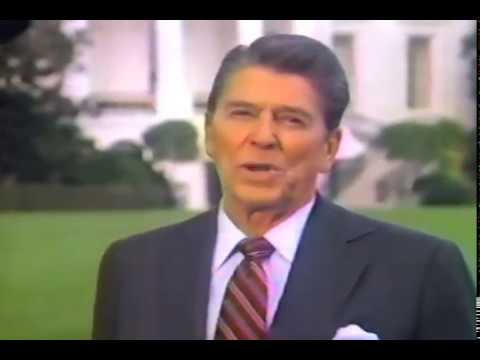 Ronald Reagan commercial [1984]