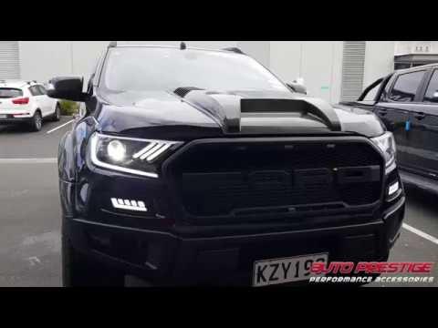 Ford Ranger Led Mustang Headlights