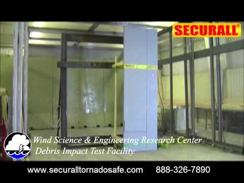 Securall - Tornado Shelters Built in Accordance with FEMA 320