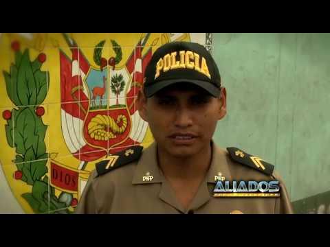 Aliados por la Seguridad: Al Héroe De Independencia