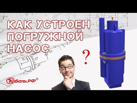 Устройство и принцип работы насоса погружного вибрационного. Как работает насос