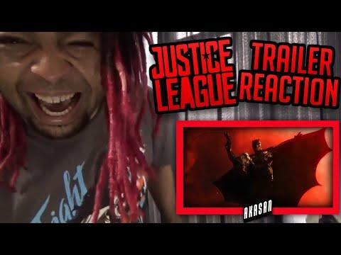 JUSTICE LEAGUE COMIC-CON TRAILER 2017 - REACTION & REVIEW!!!