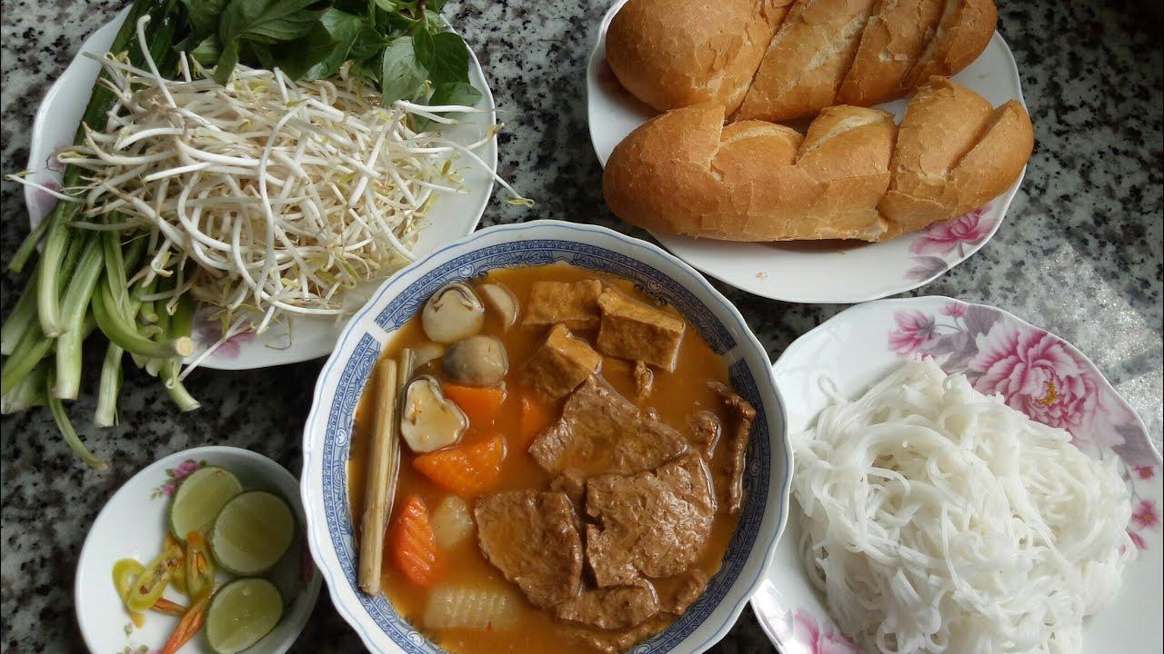 Cách nấu BÒ KHO CHAY thơm ngon ăn với BÁNH MÌ - Món Ăn Ngon Mỗi Ngày