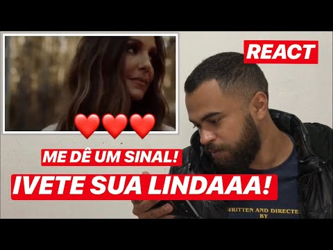 Ivete Sangalo Melim - Um Sinal  REAÇÃO  REACT