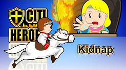 Citi Heroes EP107 ' Kidnap'