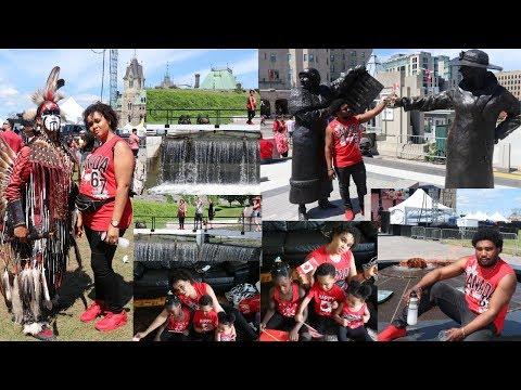 EXPLORING OTTAWA ON CANADA' S DAY CELEBRATION !CANADA'S  CAPITAL CITY