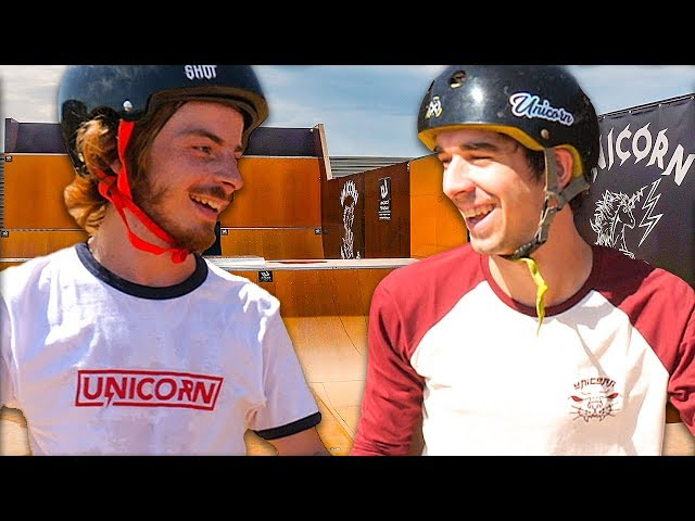 JAPPRENDS LE BMX À CYRIL !