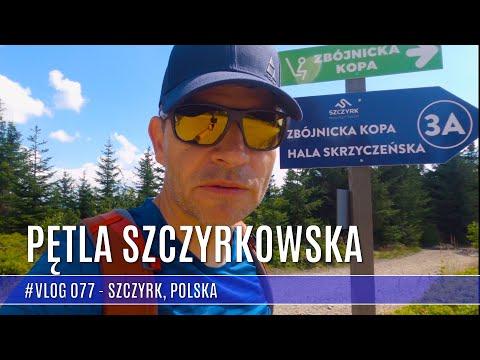 Szczyrk - Skrzyczne - Zbójnicka Kopa - Hala Skrzyczeńska, czyli  Pętla Szczyrkowska