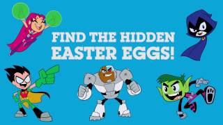 Teen Titans Go! | Easter Egg Hunt: Beast Man | Cartoon Network