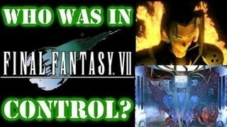 Final Fantasy VII | Who Was in Control: Sephiroth or Jenova?