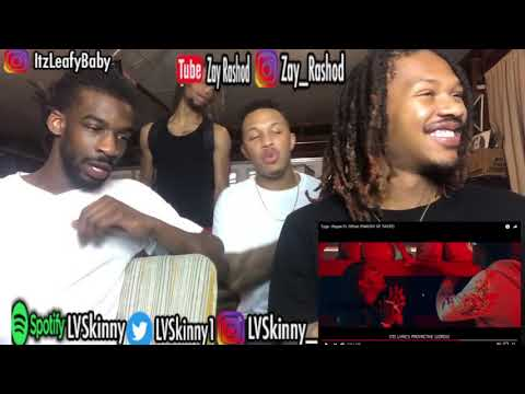 Tyga - Raype Ft. Offset (PARODY OF TASTE) Reaction Video