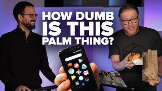 Don't act like the new Palm thing isn't stupid | Nope, Sorry