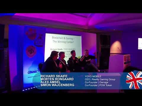 Panel: Blockchain and gaming – The winning combo?