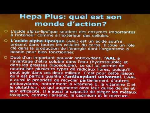 HEPA PLUS & DETOXICATION par Jean-Pierre Gagné
