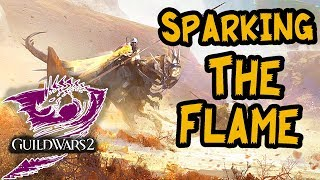 Guild Wars 2: Path of Fire - Sparking the Flame [#150] PC Gameplay česky | Bukk