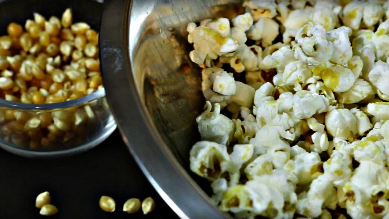 The Ultimate Homemade Popcorn | Nutritional Yeast Recipe