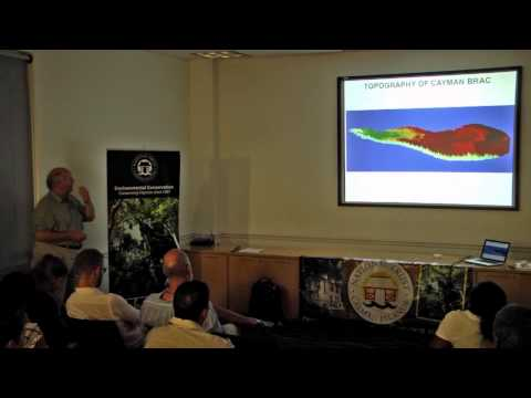 Geology of the Cayman Islands, Dr. Brian Jones, Oct 16 2014