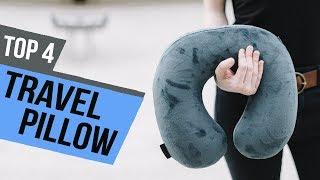 4 Best Travel Pillow 2019 Reviews