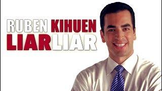 Corporate Democrat Ruben Kihuen Now LYING About