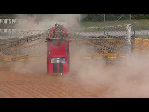 Woody and Wilcox - What Happens When a Drag Racer's Chutes Don't Work