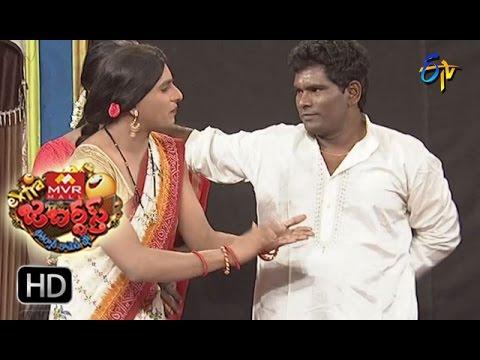 Chammak Chandra Performance  Extra Jabardsth  23rd December 2016 ETV  Telugu