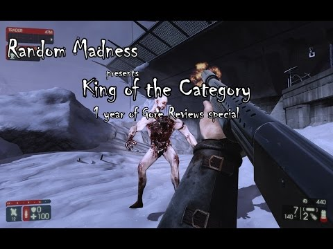 King of the Category - 1 year of Gore Reviews special