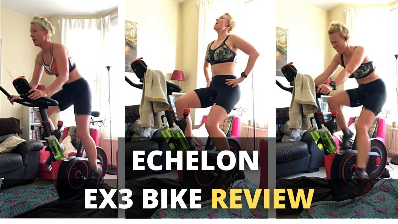 Echelon Smart Connect Ex3 Bike Honest Review Youtube