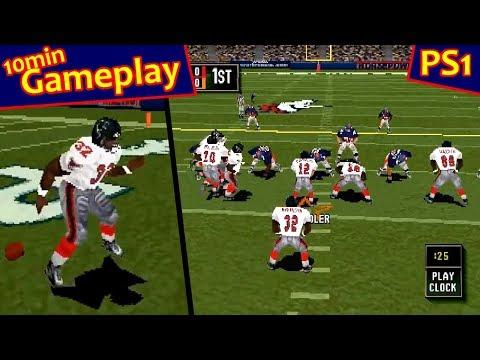 Madden NFL 2000 ... (PS1) 60fps