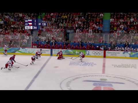 Russia 4-2 Czech Republic - Men's Ice Hockey | Vancouver 2010 Winter Olympics