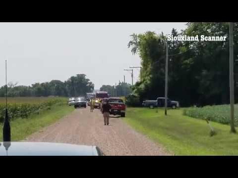 Child lost in Dakota County Corfield found by Siouxland News Reporter
