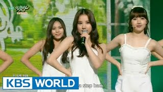 Gambar cover GFRIEND - Me gustas tu | 여자친구 - 오늘부터 우리는 [Music Bank HOT Stage / 2015.09.04]