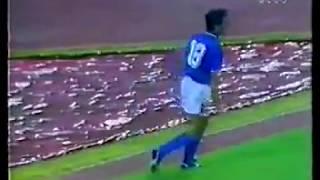 Italia - Svezia 2-1 d.t.s. - Olimpiadi Seul 1988 - quarti di finale