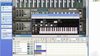 MusikTek.com Tutorial : Mengubah Keyboard PC Menjadi Keyboard / MIDI Controller (Part 4/5)