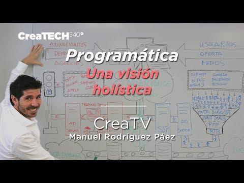 Publicidad programática, una visión holística - Manuel Rodriguez Páez