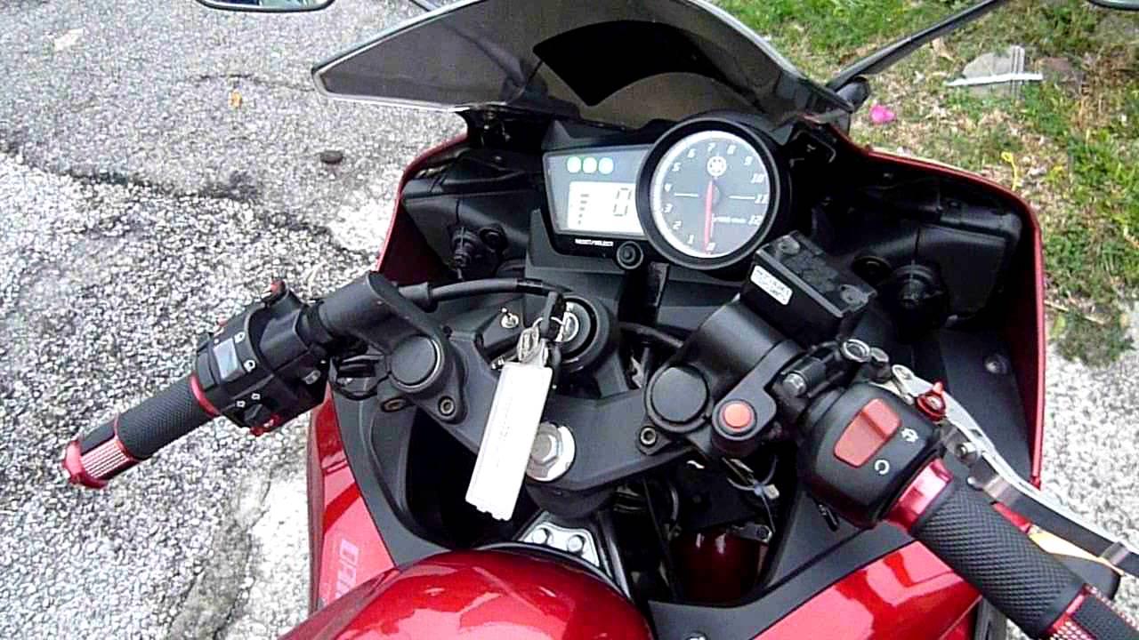 Yamaha R Handle