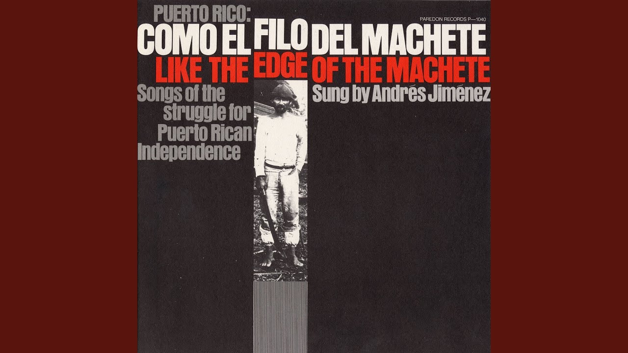 Text of the song machete tenderness