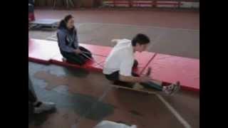 Упражнение для освоения техники барьеров, автор Алимжанова(Торшина) Thumbnail