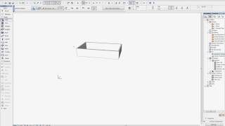 Archicad Lesson 1 - First Room
