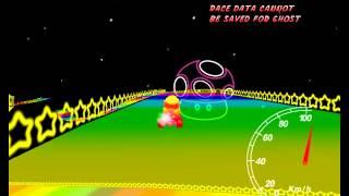 How real men race Rainbow Road