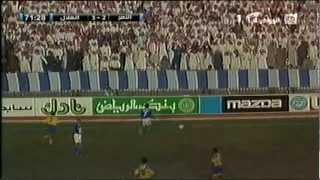 مباراة الهلال والنصر 3 ـ 2 عام 1413هـ  ـ 1993مـ  كاملة