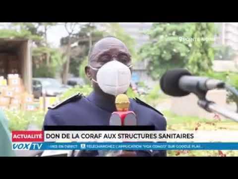DON DE LA CORAF AUX STRUCTURES SANITAIRES