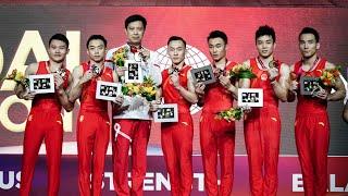 ЧМ 2018 (мужчины) – Командное первенство / 2018 World Championships (men) – Team