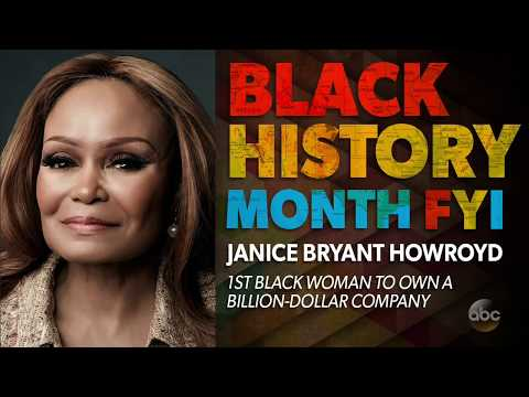 Black History Month FYI: Janice Bryant Howroyd | The View