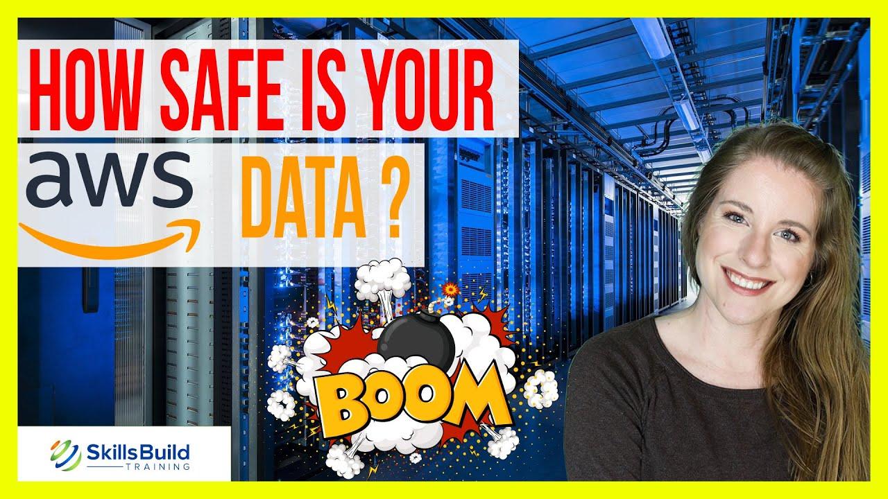 AWS Data Centre Bombing Plot   How Safe is Your AWS Data?