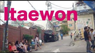 Itaewon | Korea`s International Town